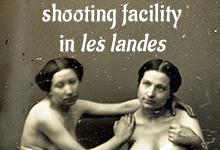 shooting facility in les landes